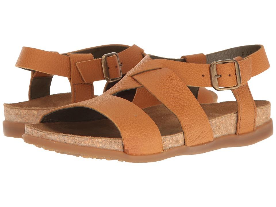 El Naturalista - Zumaia NF46 (Carrot) Women's Shoes