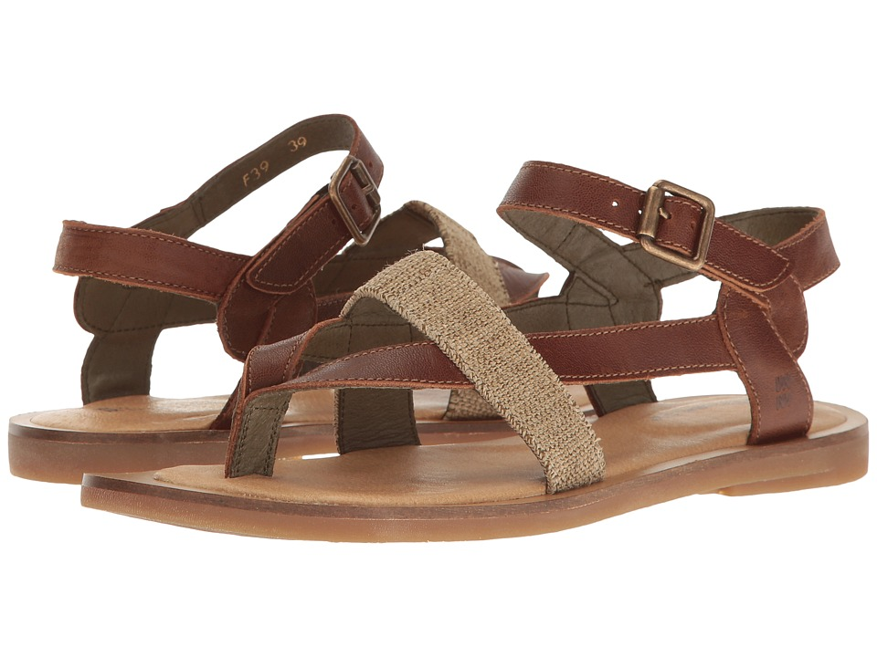 El Naturalista - Tulip NF39 (Wood) Women's Shoes