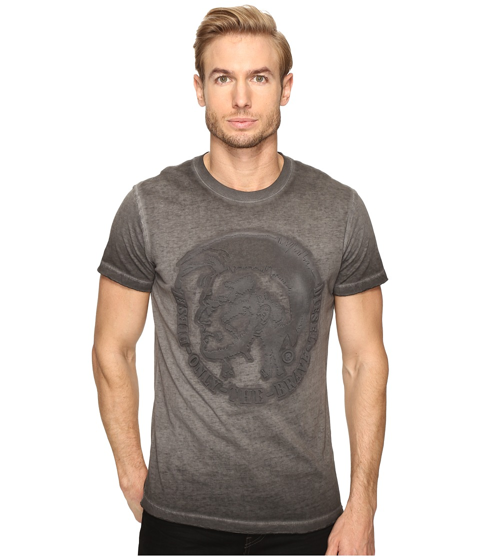 Diesel - T-Diego-MM T-Shirt (Black) Men's T Shirt