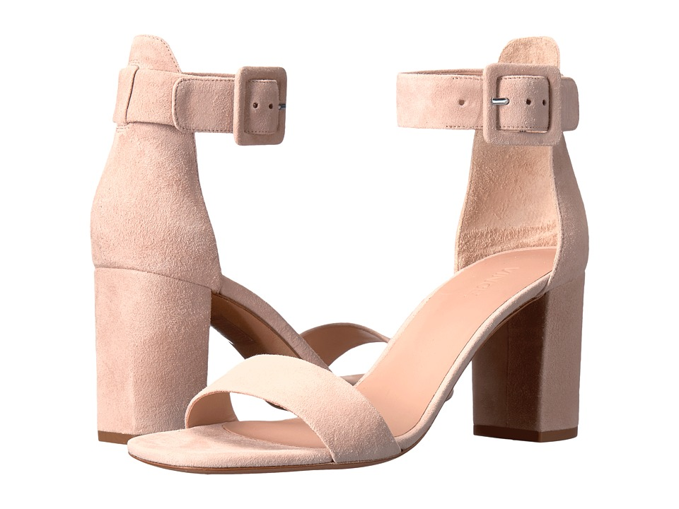 Vince - Blake (Blush Kid Suede) Women's Shoes