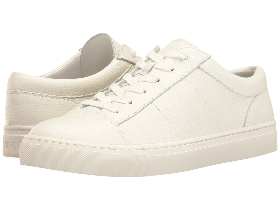 Vince Afton-3 (White Leather) Women