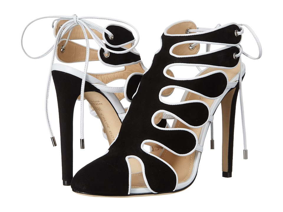 CHLOE GOSSELIN Calico (Black/White) Women
