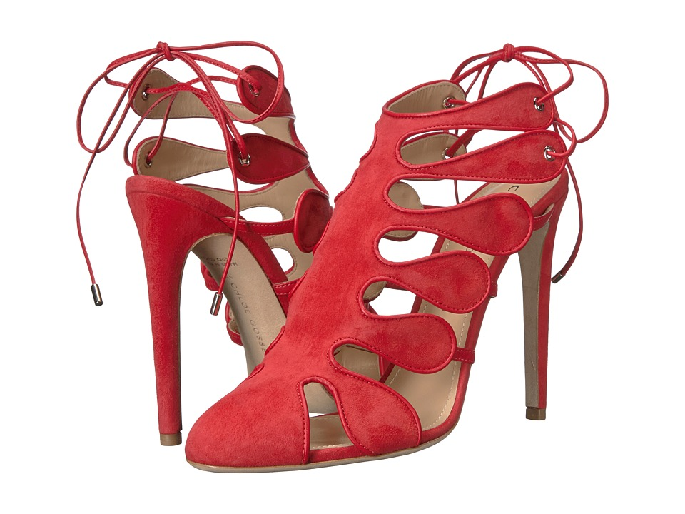 CHLOE GOSSELIN Calico (Red) Women