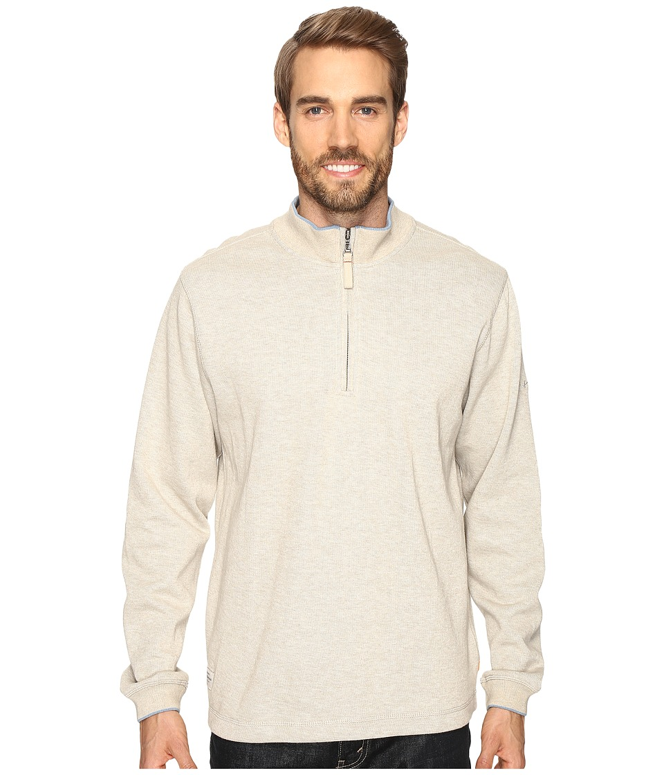 Quiksilver Waterman - Point Sur 3 Sweatshirt (Sandbar) Men's Sweatshirt