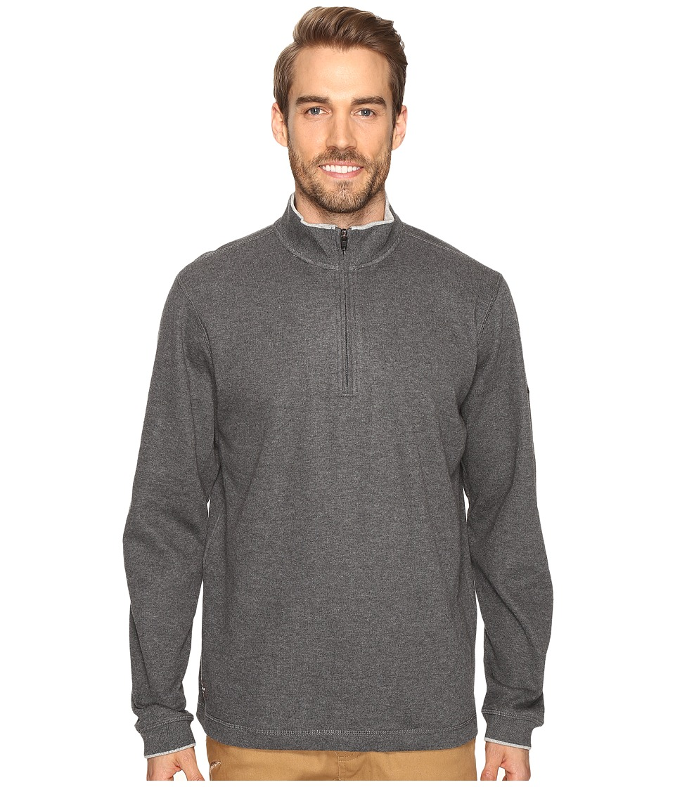 Quiksilver Waterman - Point Sur 3 Sweatshirt (Black) Men's Sweatshirt
