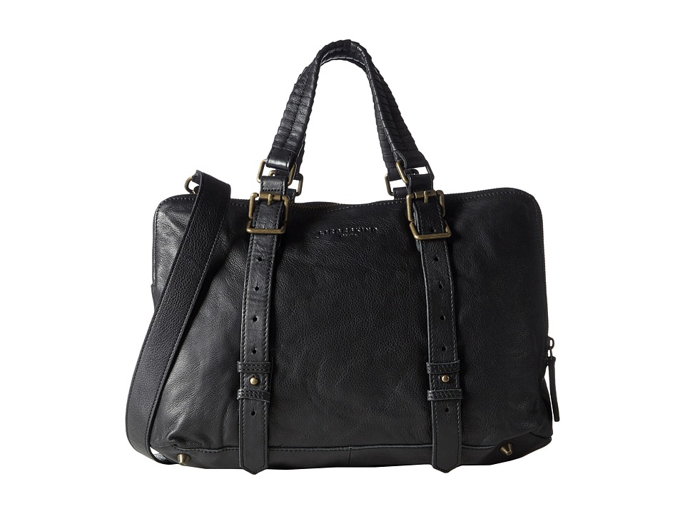 Liebeskind - Koko Bifold Satchel (Black) Satchel Handbags