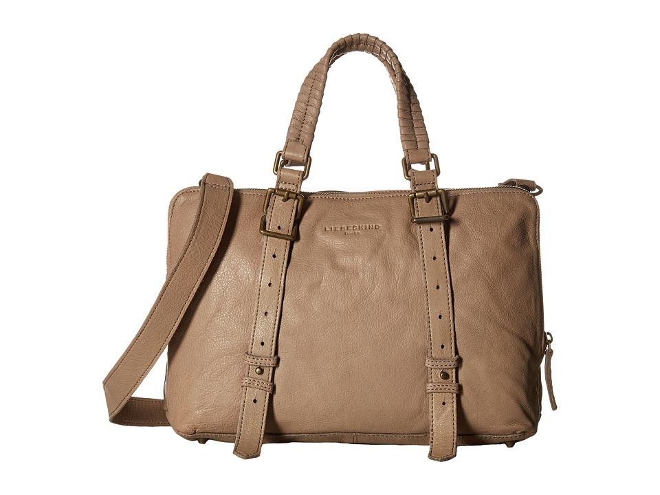 Liebeskind - Koko Bifold Satchel (Brand New Stone) Satchel Handbags