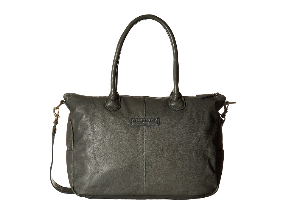 Liebeskind - Grace Co Satchel (Grey) Satchel Handbags