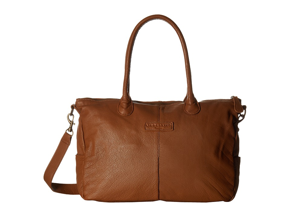 Liebeskind - Grace Co Satchel (Brandy) Satchel Handbags