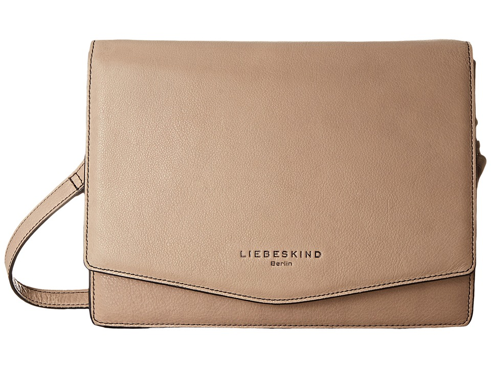 Liebeskind - Dallas Crossbody (Brand New Stone) Cross Body Handbags