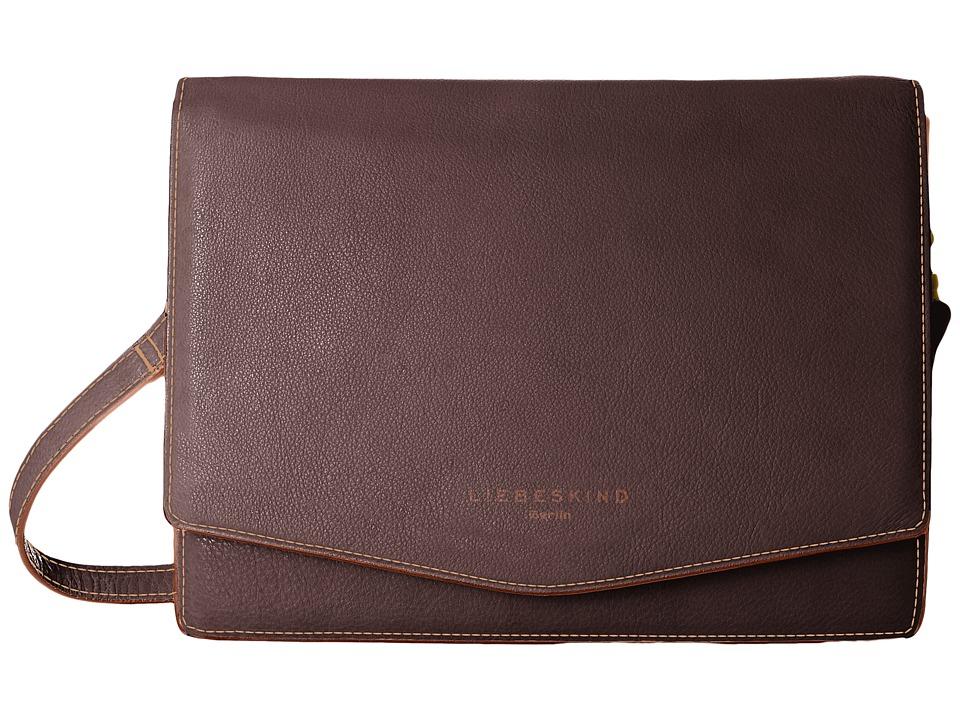 Liebeskind - Dallas Crossbody (Wine Cherry) Cross Body Handbags