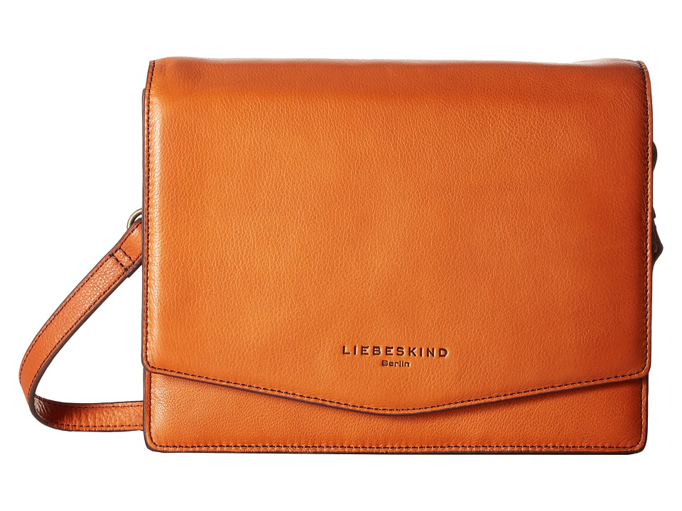 Liebeskind - Dallas Crossbody (Fox) Cross Body Handbags