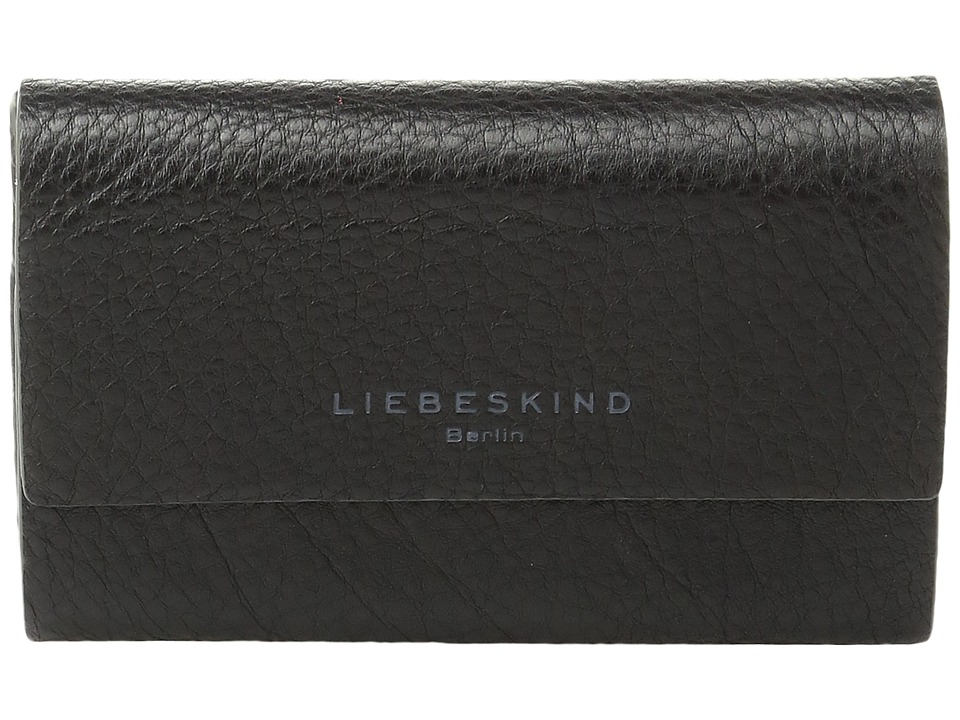 Liebeskind - Violet Card Case (Black) Credit card Wallet