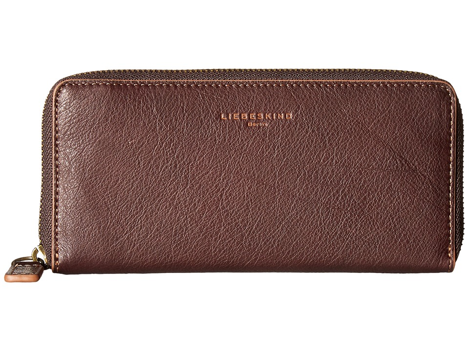 Liebeskind - Sally Continental Wallet (Wine Cherry) Continental Wallet