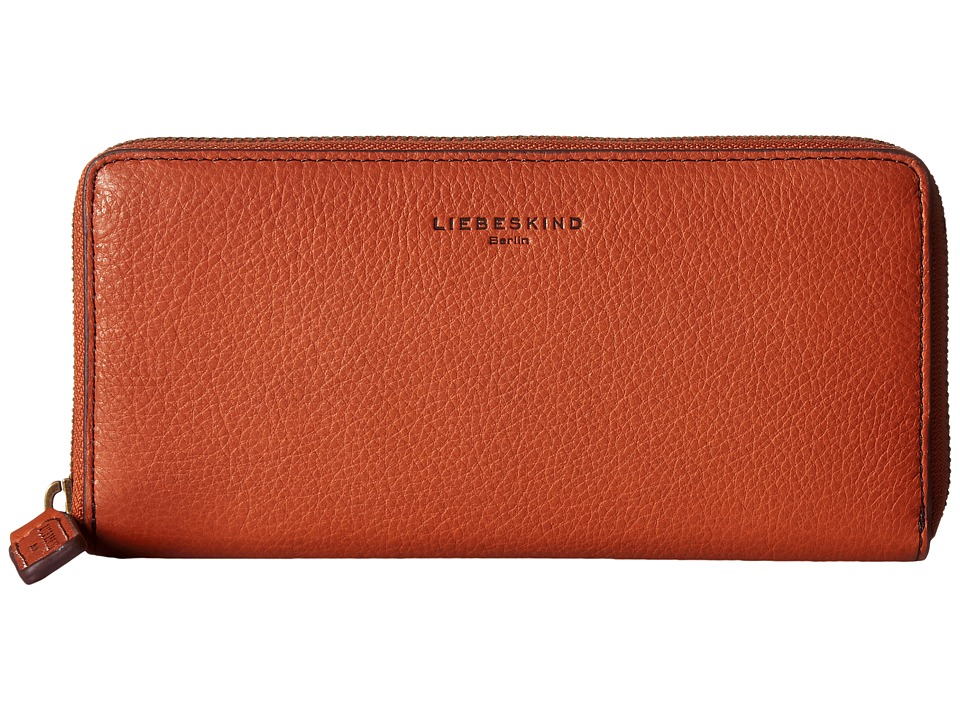 Liebeskind - Sally Continental Wallet (Fox) Continental Wallet