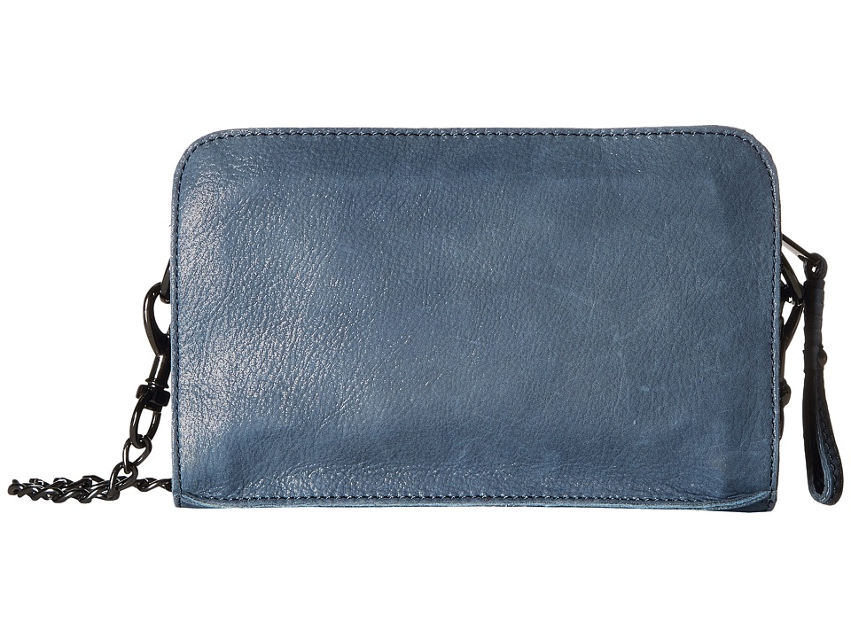 Liebeskind - Crissy S Crossbody (Dark Blue) Cross Body Handbags
