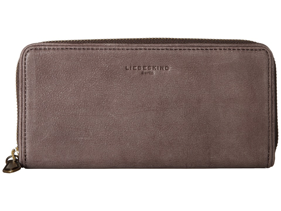 Liebeskind - Sally Continental Wallet (Dark Brown) Continental Wallet