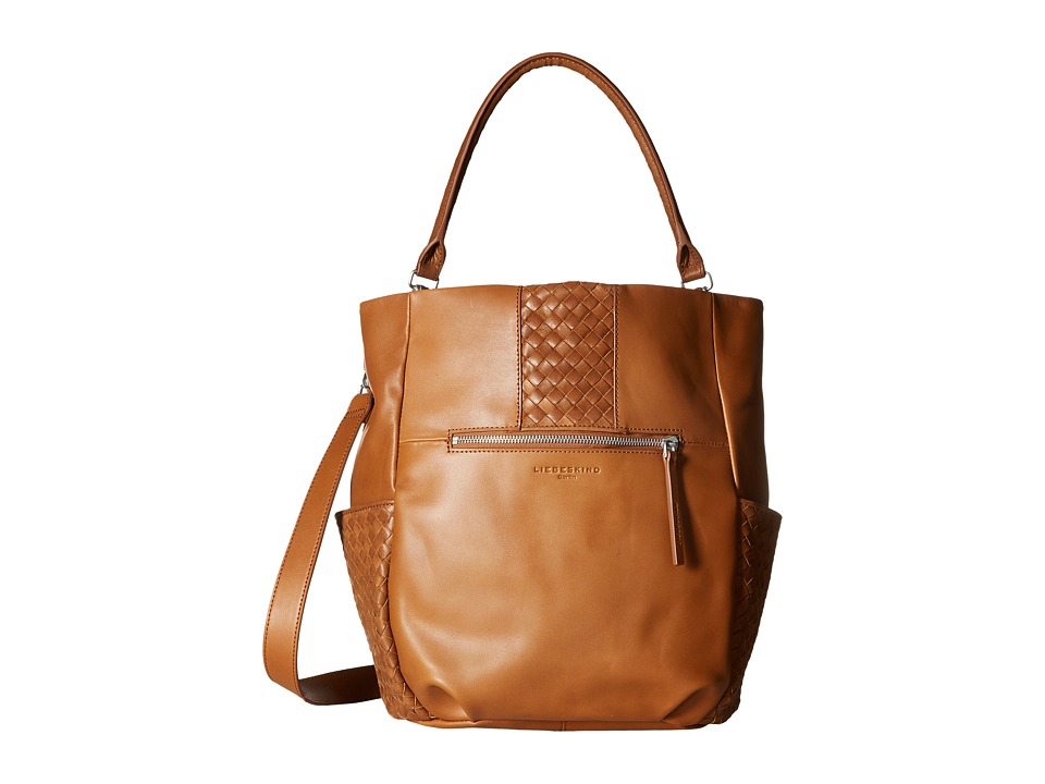 Liebeskind - Jay Hobo (Cuoio) Hobo Handbags