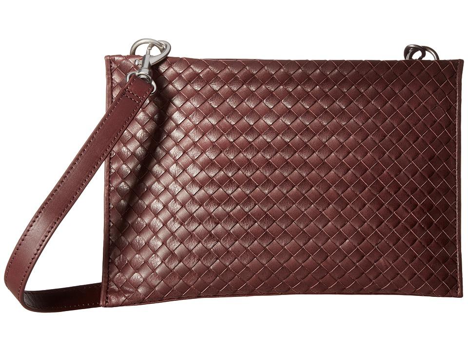 Liebeskind - Lene Crossbody (New Bordeaux) Cross Body Handbags