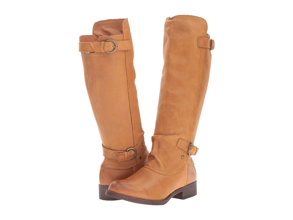 Rocket Dog Cato (Tan Gold Rush Leather) Women's Boots
