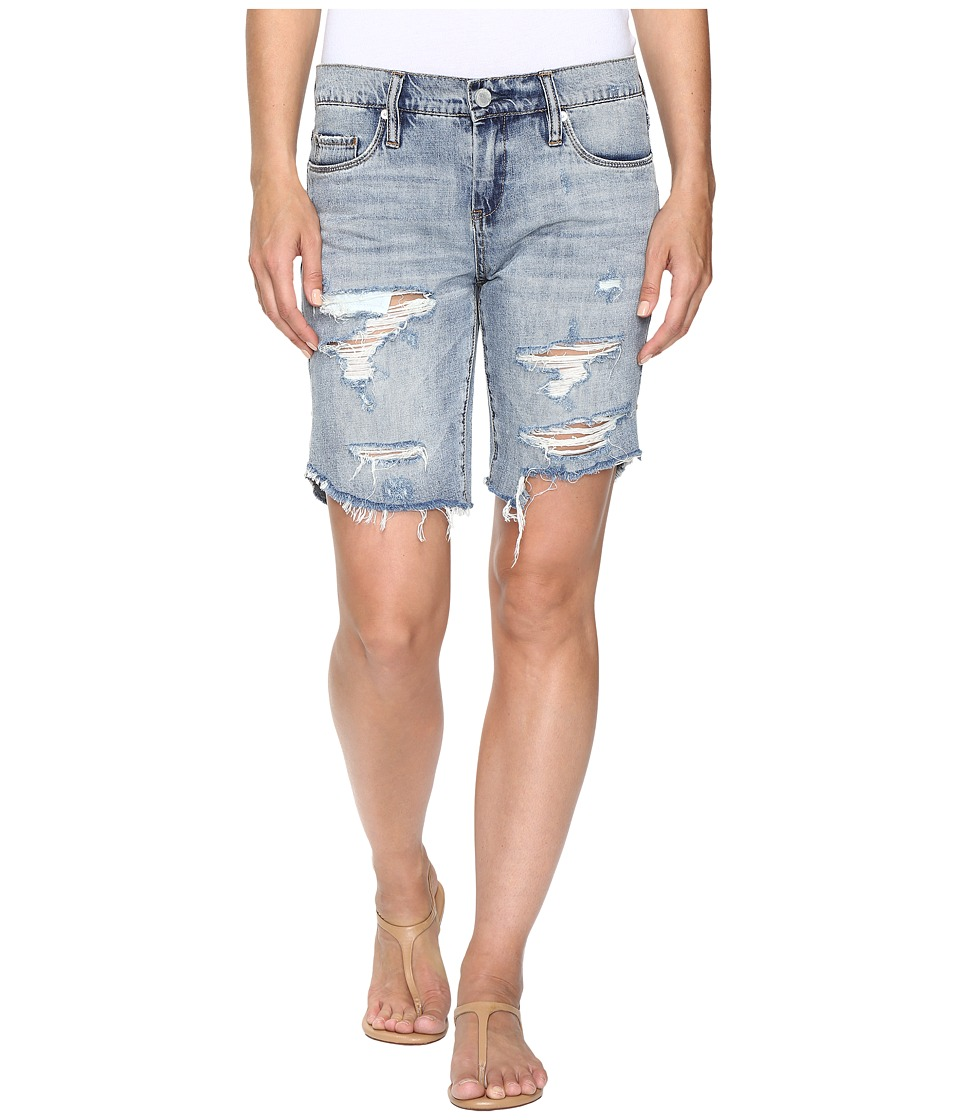 Blank NYC - Longer Bermuda Shorts in Chills and Thrills (Chills and Thrills) Women's Shorts