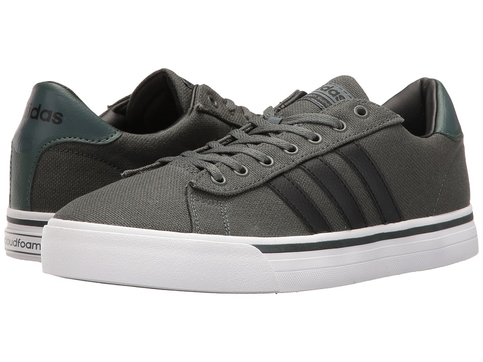 adidas - Cloudfoam Super Daily (Utility Ivy/Core Black) Men's Shoes