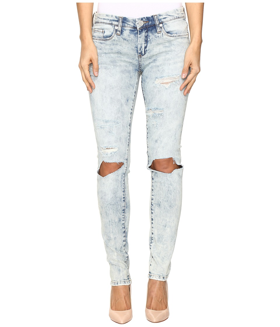 Blank NYC Denim Ripped Skinny Classique in Happy Tears (Happy Tears) Women