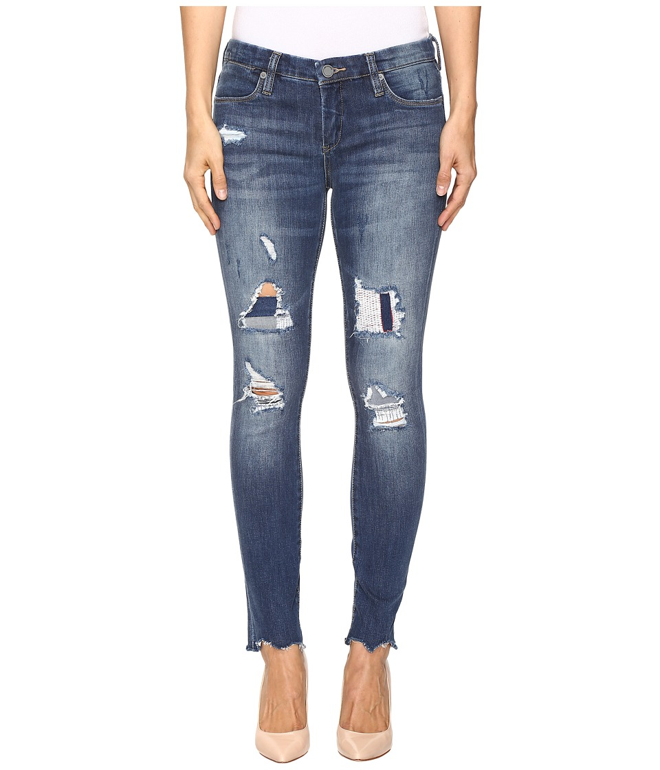 Blank NYC - Crop Ripped Denim Skinny in Charmed Life (Charmed Life) Women's Jeans