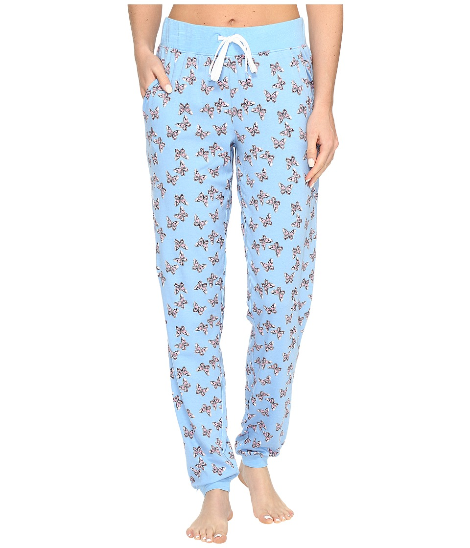 Jane & Bleecker - Jersey Pants 3581303 (Park Butterfly) Women's Pajama