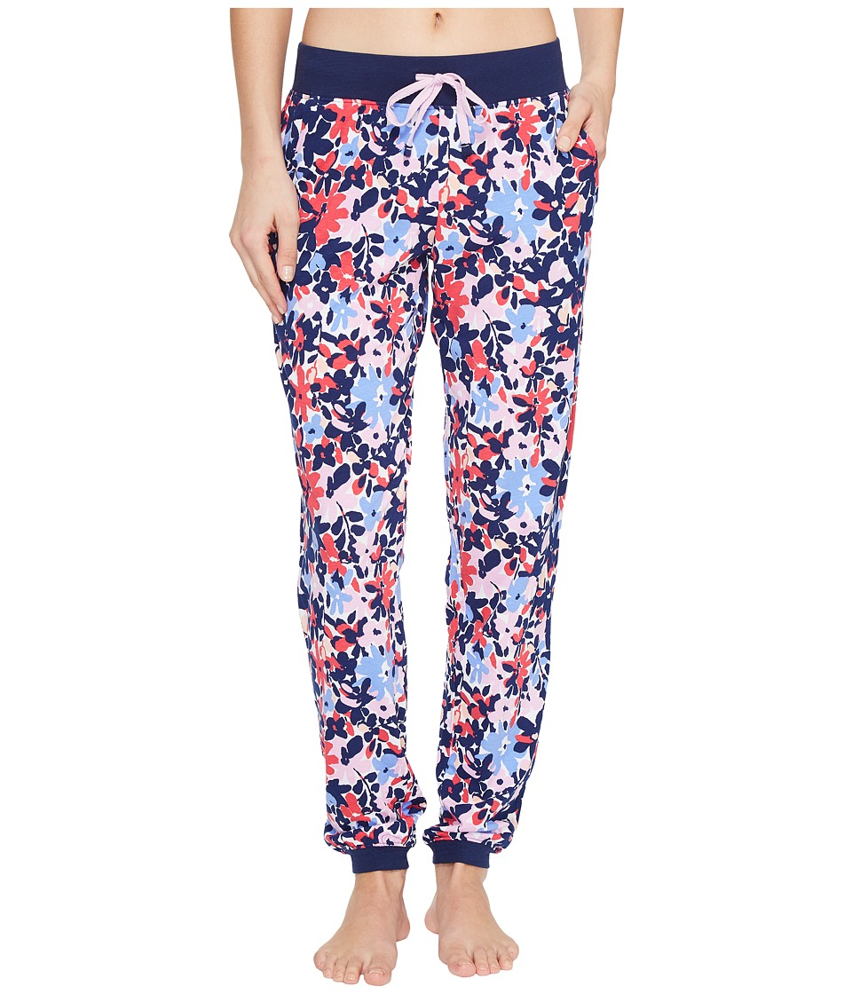 Jane & Bleecker - Jersey Pants 3581303 (Painted Blossoms) Women's Pajama