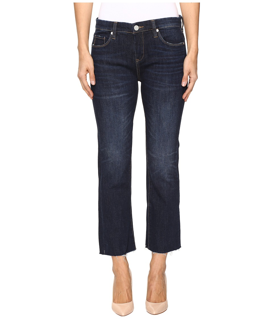 Blank NYC - Clean Denim Crop Kick Flare in Riding Flirty (Riding Flirty) Women's Jeans