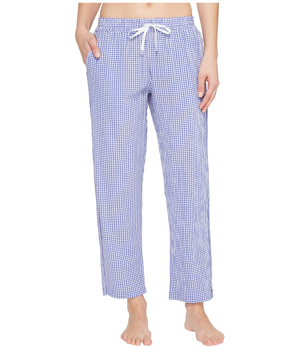 Jane & Bleecker - Textured Woven Pants 3581306 (Gallery Gingham) Women's Pajama