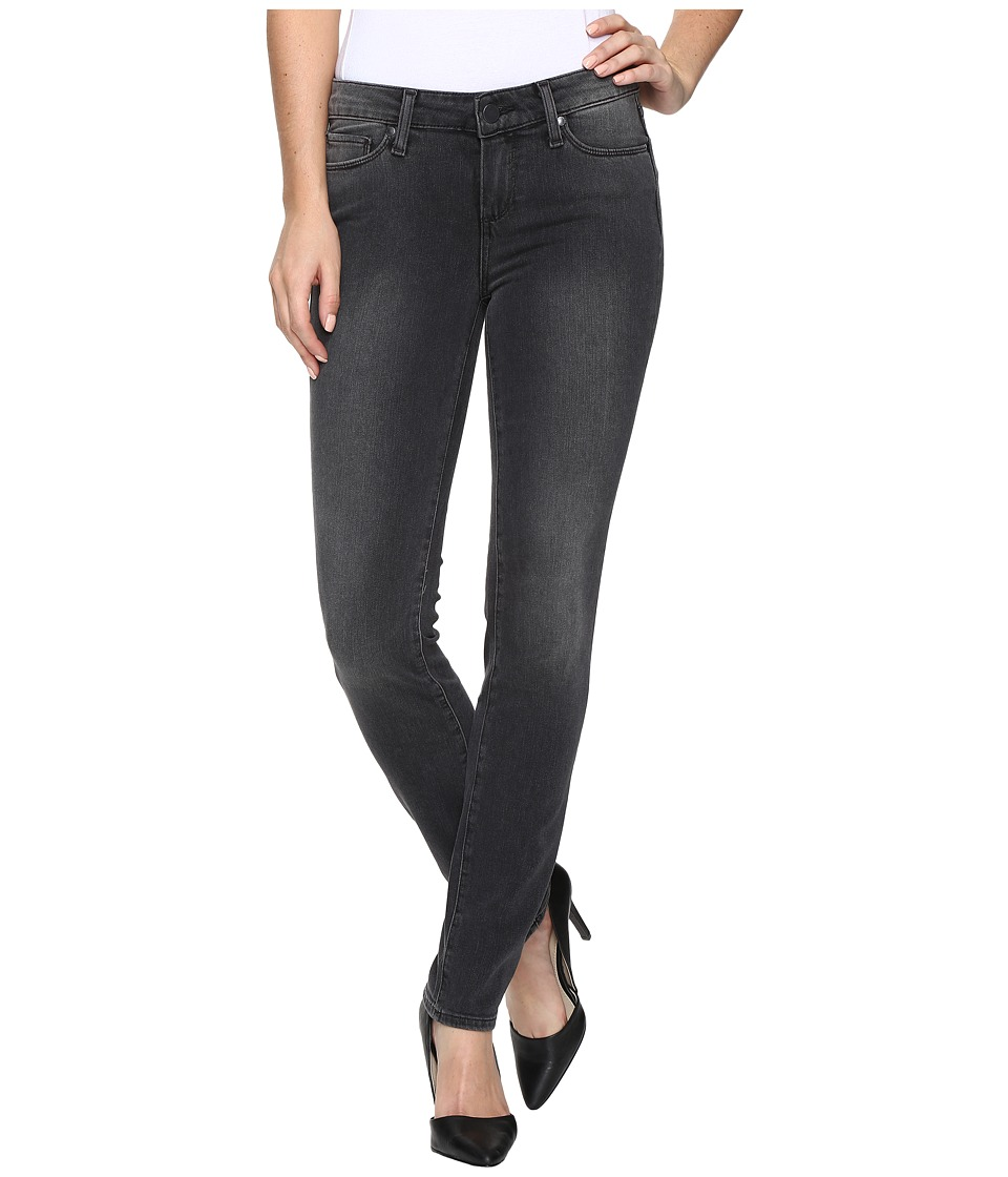 Paige - Skyline Ankle Peg in Smoke Grey (Smoke Grey) Women's Jeans