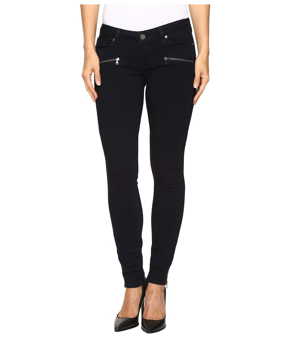 Paige - Jill Zip Ultra Skinny in Hayes No Whiskers (Hayes No Whiskers) Women's Jeans