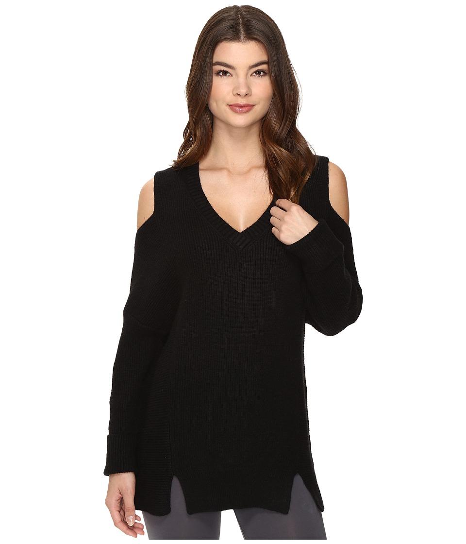 Lysse - Riley Sweater (Black) Women's Sweater