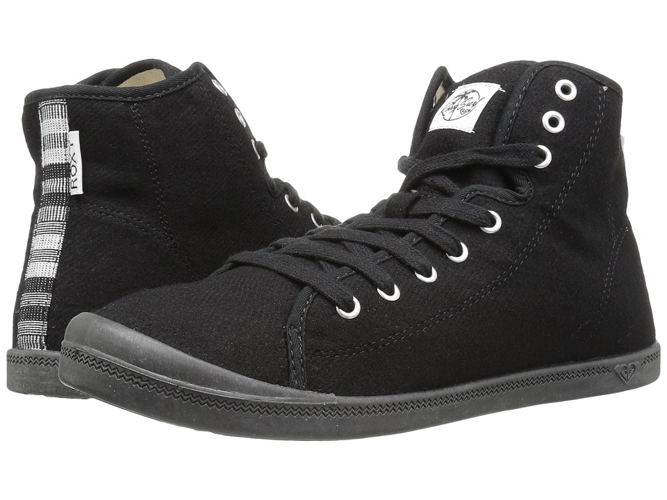 Roxy - Rizzo (Black/Black) Women's Shoes