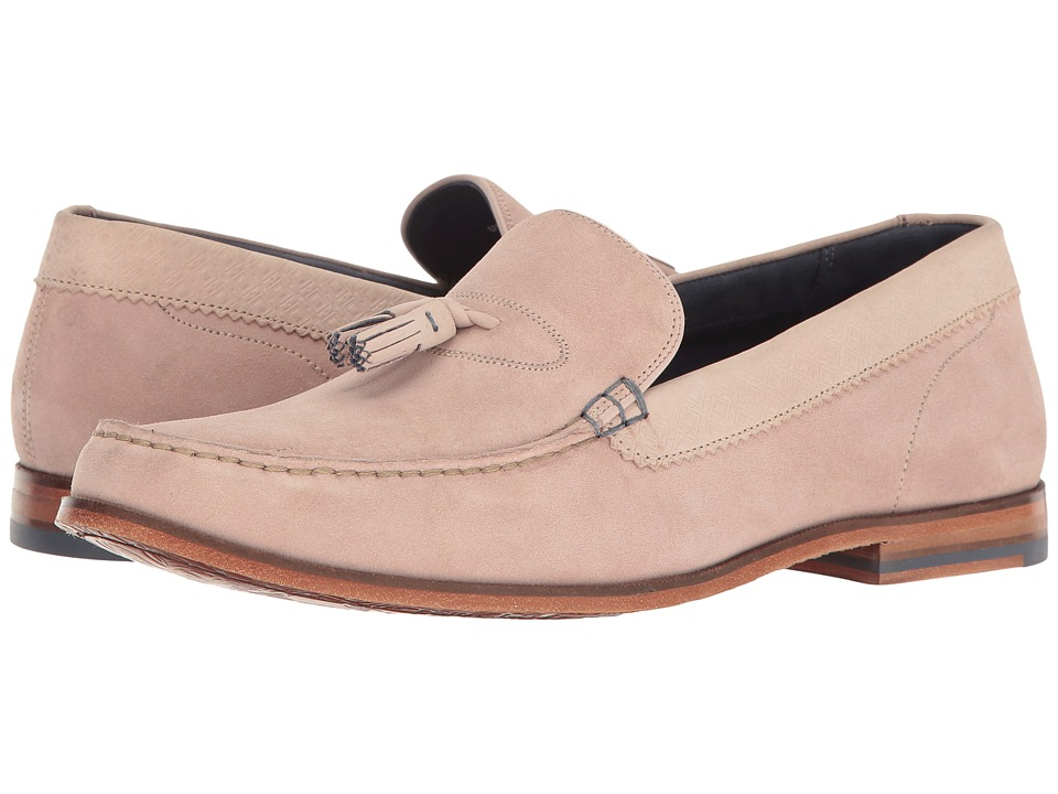 Ted Baker - Dougge (Light Pink Suede) Men's Shoes