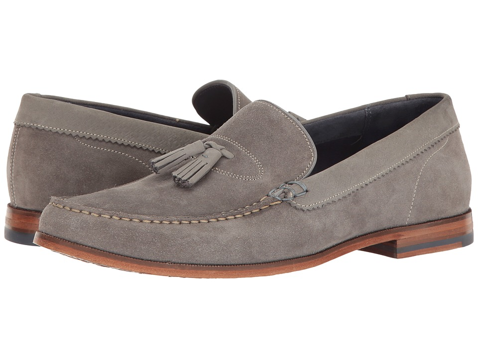 Ted Baker - Dougge (Light Grey Suede) Men's Shoes