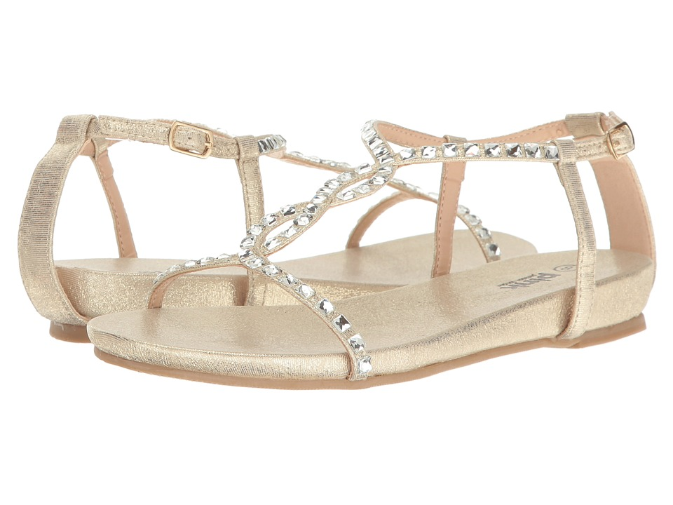Paradox London Pink - Kaylee (Champagne) Women's Sandals