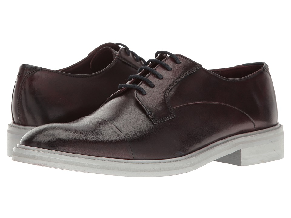 Ted Baker - Aokii 2 (Dark Red Leather) Men's Shoes