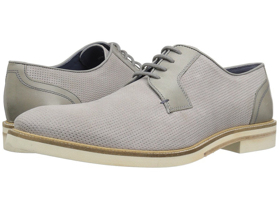 Ted Baker - Siablo (Light Grey Suede) Men's Shoes
