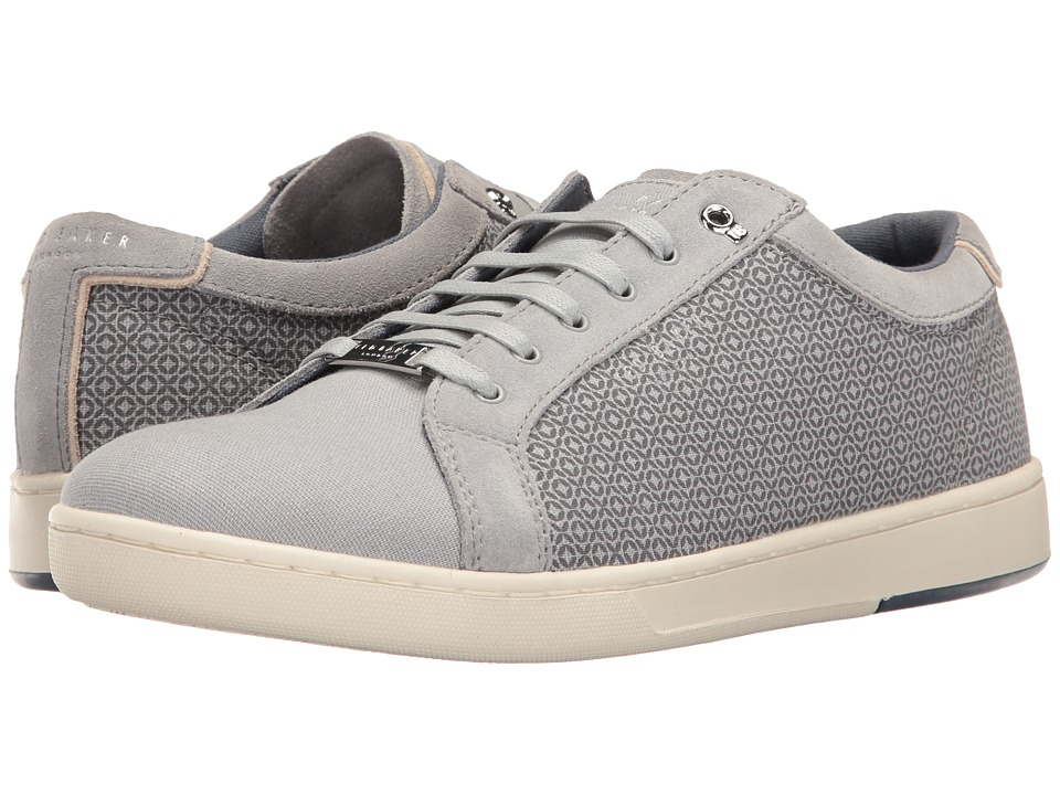 Ted Baker - Ternur (Light Grey Textile) Men's Shoes