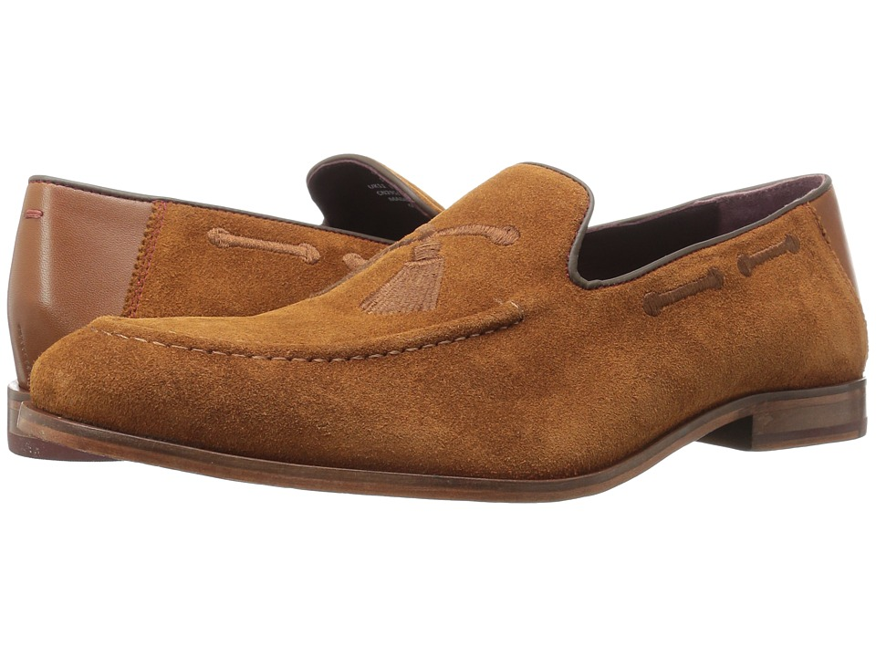 Ted Baker - Cannan (Tan Suede) Men's Shoes