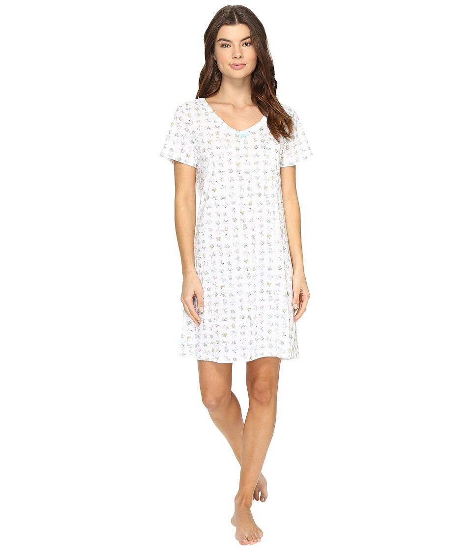 Carole Hochman - Knit Sleepshirt (Dogs) Women's Pajama