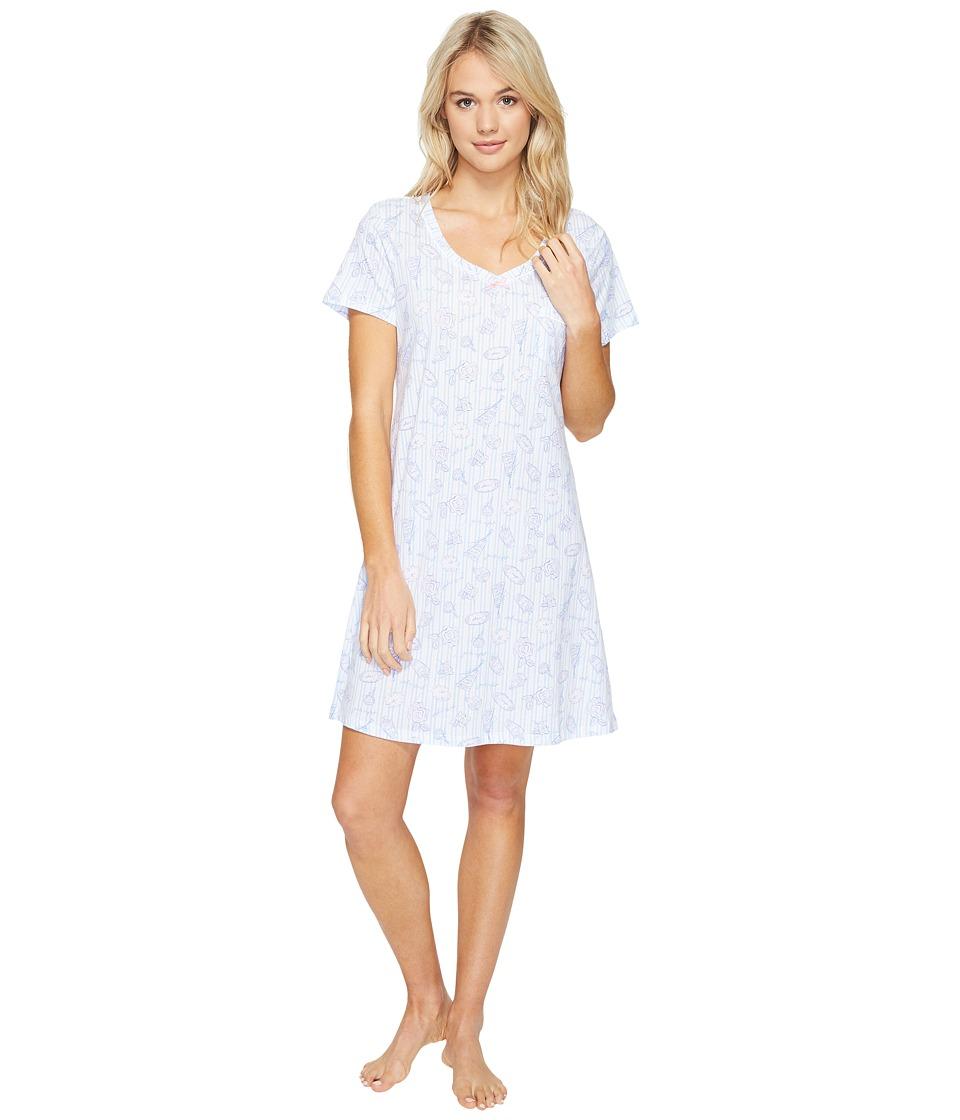 Carole Hochman - Knit Sleepshirt (Girls Night) Women's Pajama