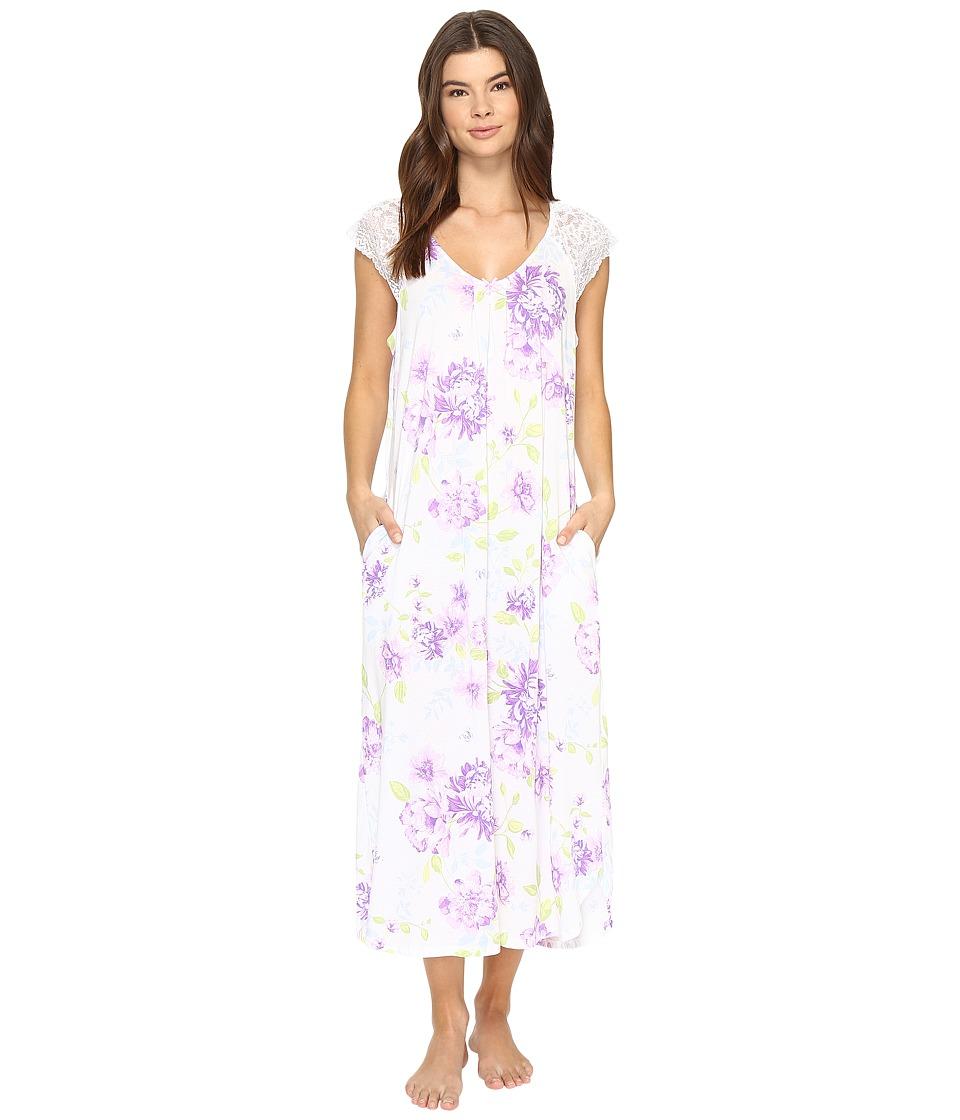Carole Hochman - Long Gown (Glory Floral) Women's Pajama