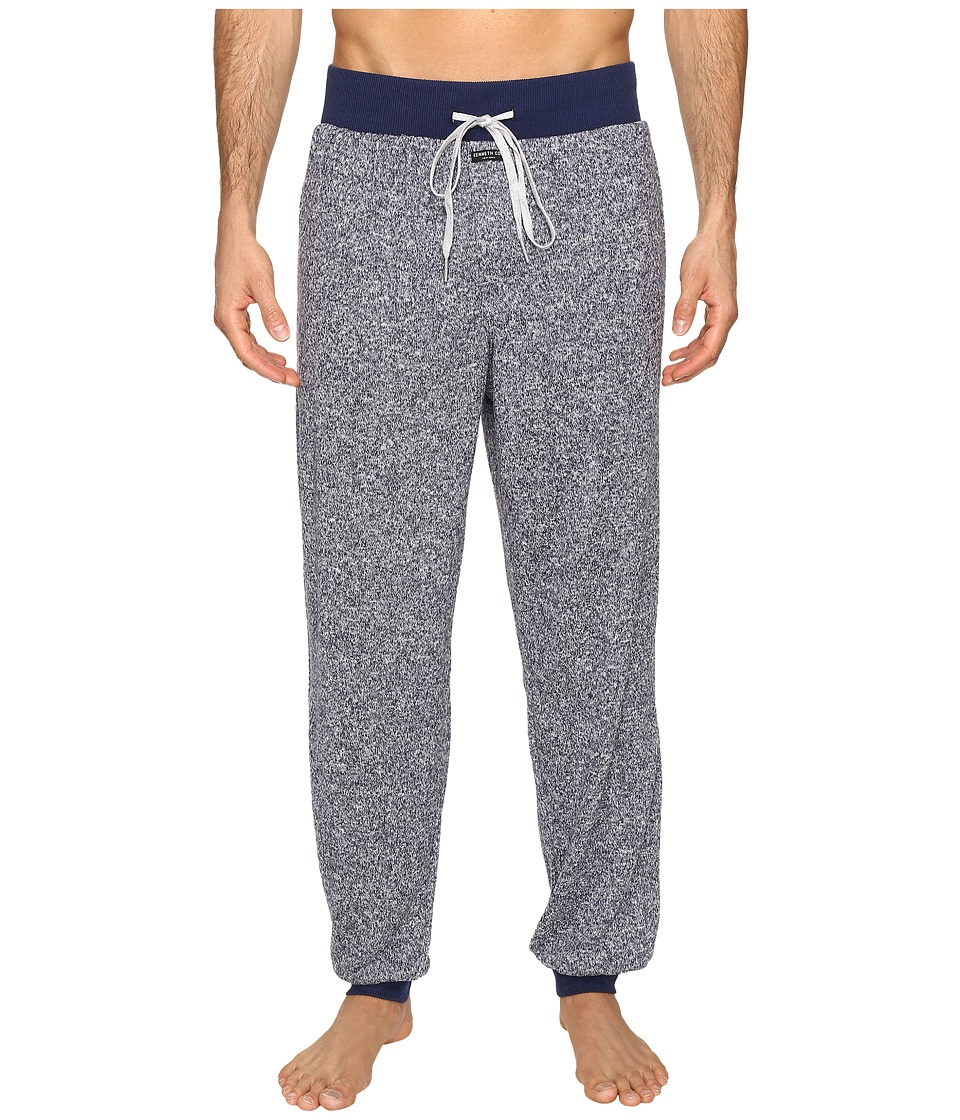 Kenneth Cole Reaction - Sleep Pants (Navy Marled) Men's Pajama