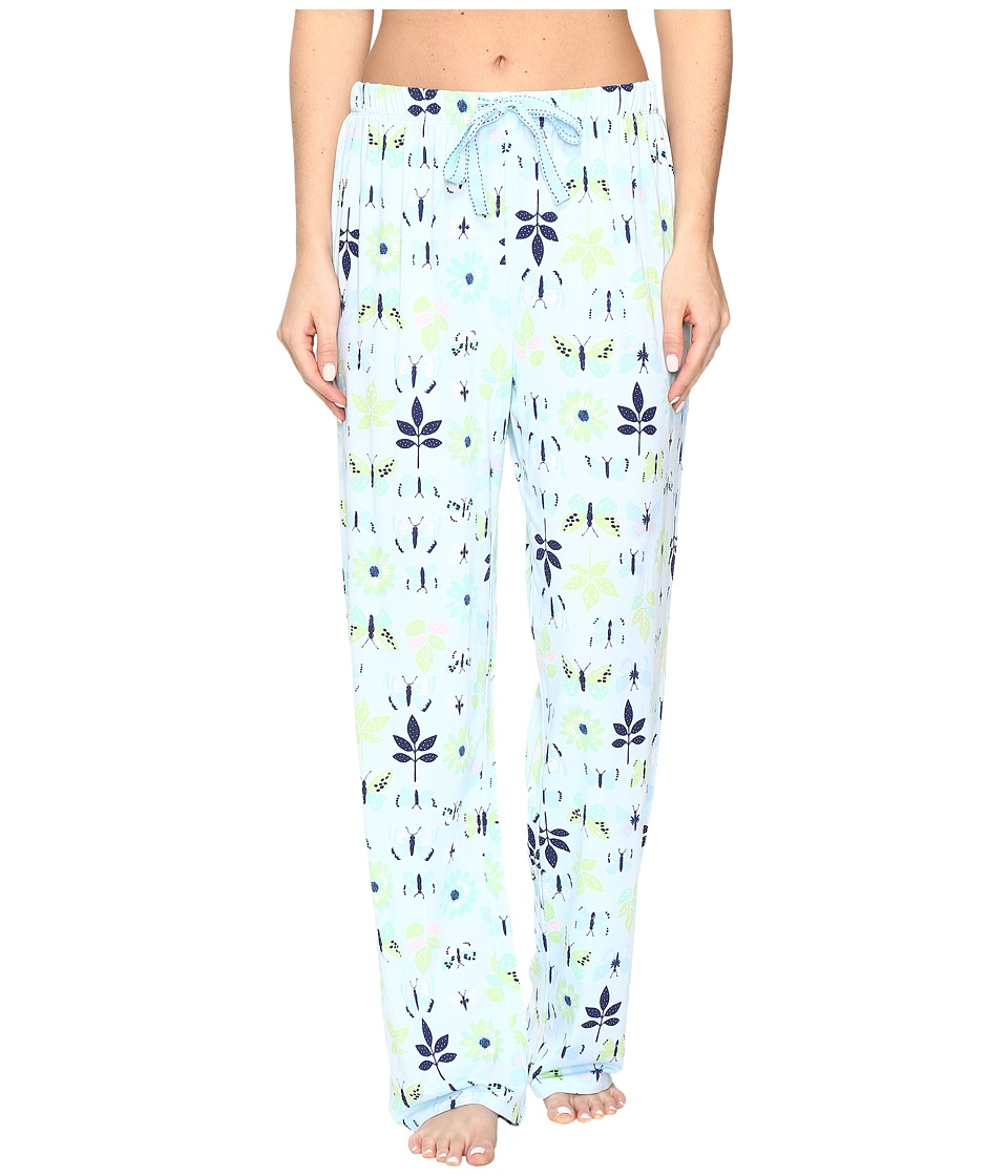Jockey - Printed Long Pants (Butterfly Display) Women's Pajama