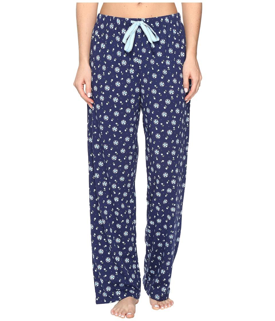 Jockey - Printed Long Pants (Spring Flower) Women's Pajama