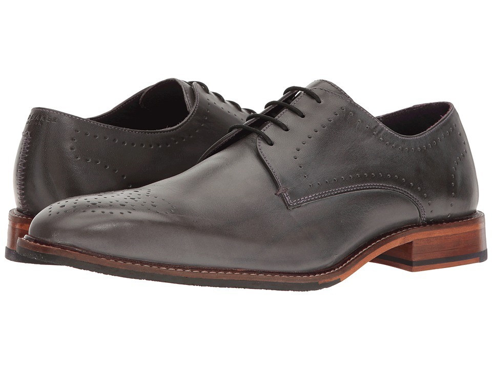 Ted Baker - Marar (Grey Leather) Men's Shoes